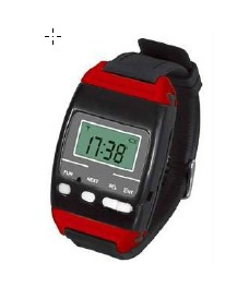 Wireless Calling System Watch